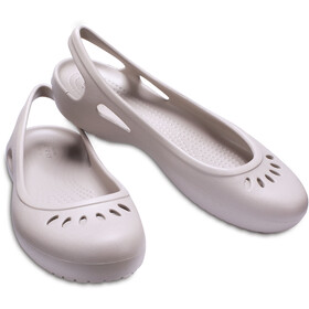 Crocs Kadee Slingback Sandals Women, platinum